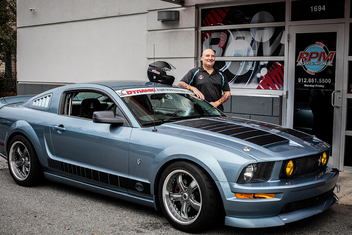 Rick Broussard is the Face of Automotive Repair and Performance