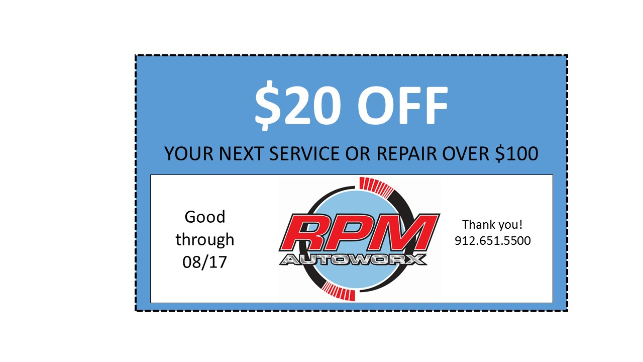 RPM AUTOWORX STARTING 10TH YEAR OF CHANGING THE STANDARDS OF TOTAL CAR CARE!